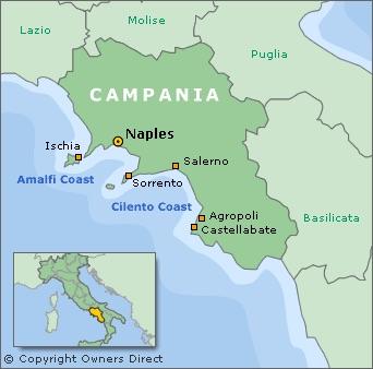 Campania-italy