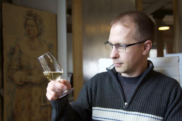 Wine Tasting - Eyes